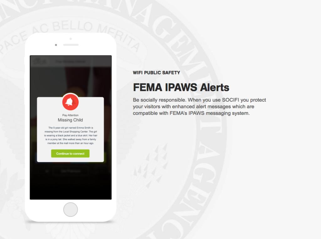 FEMA IPAWS Alerts