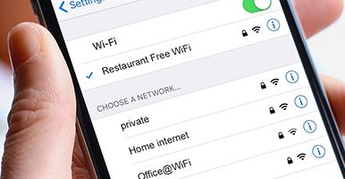 SOCIFI Social WiFi - Easy guest WiFi access